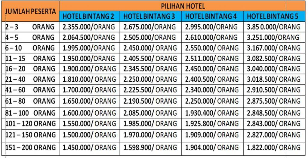 Paket Tour Lombok 4 Hari 3 Malam Tour 4H3M B 768x464