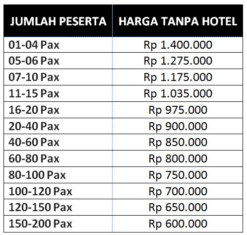 Paket Tour Lombok 4 Hari 3 Malam Tour 4H3M Tanpa Hotel 768x624 300x244